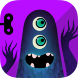 The Monsters by Tinybop app icon