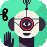 The Robot Factory app icon