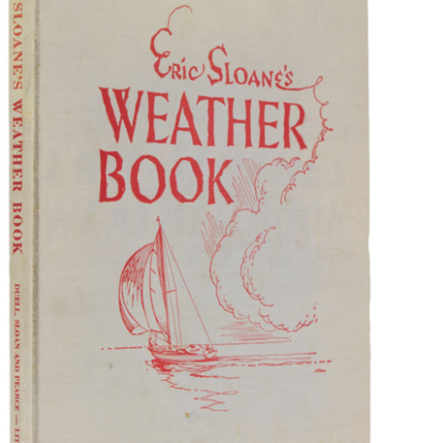 Eric  Sloan  Weather  Books