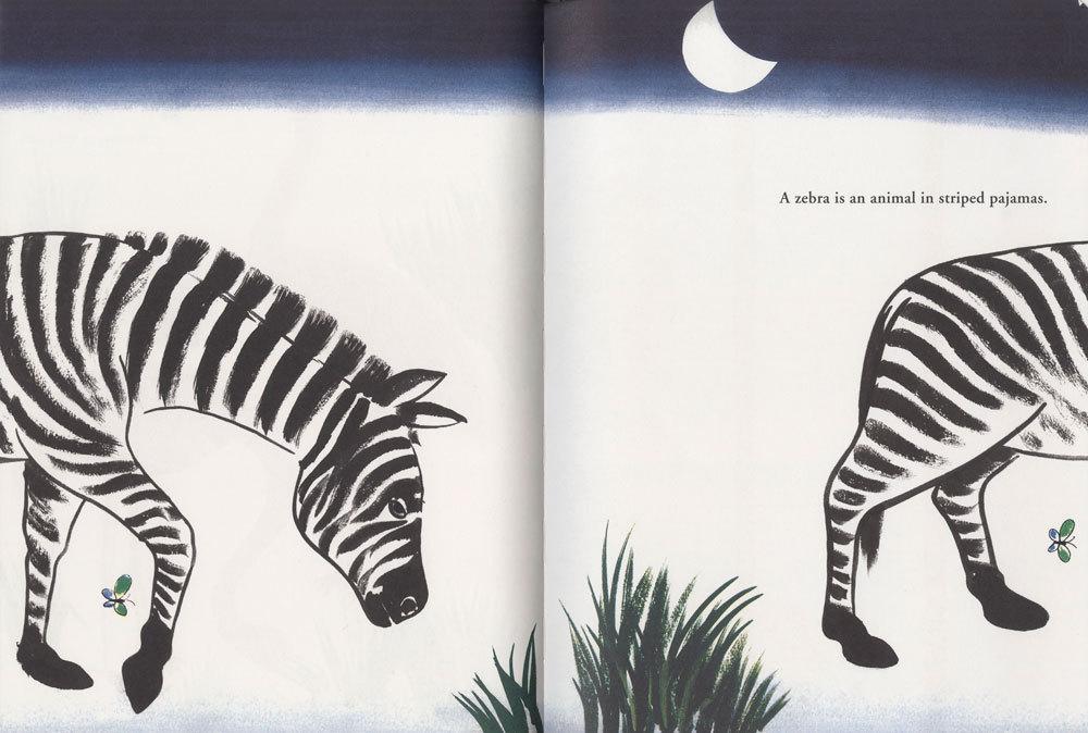 Munari Zebra