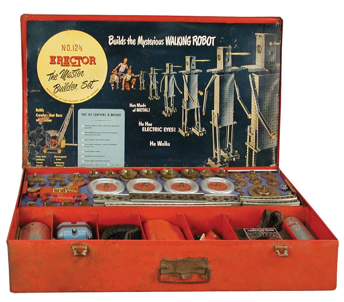 erector set red box