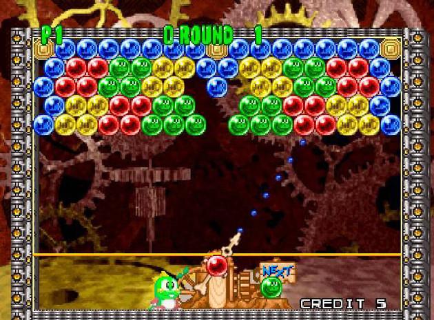 Bust A Move Puzzle Bobble Tinybop