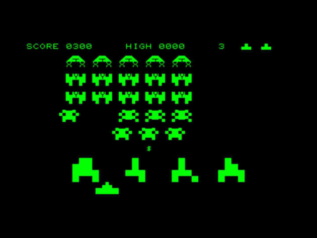 Space Invaders Tinybop
