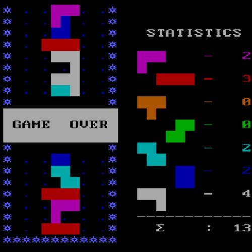 Tetris Thumb Tinybop
