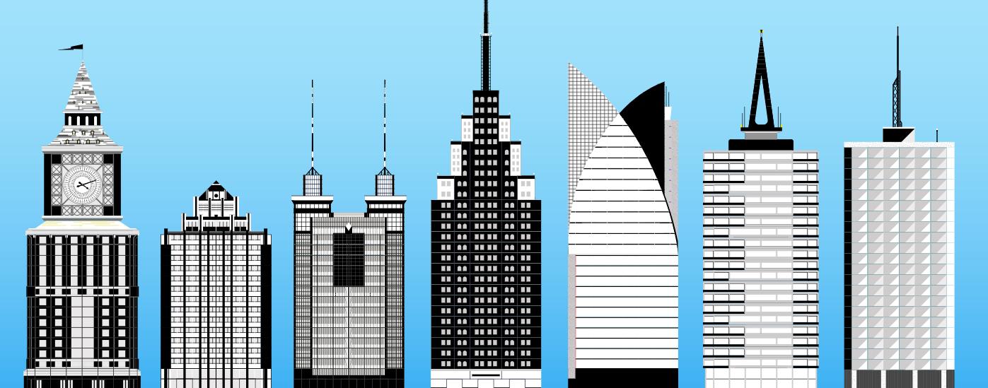 Skyscrapers App By Tinybop