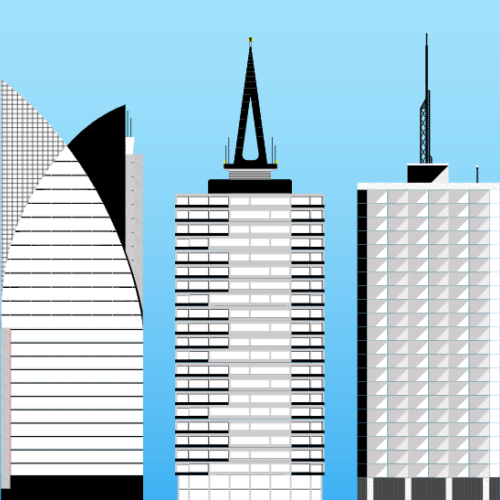 Skyscrapers App By Tinybop Thumb