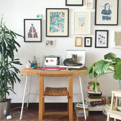 Ana Seixas Workspace Thumbnail