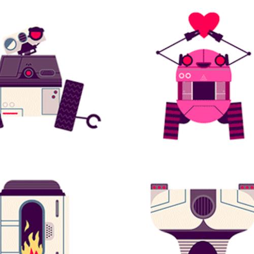RobotStickers