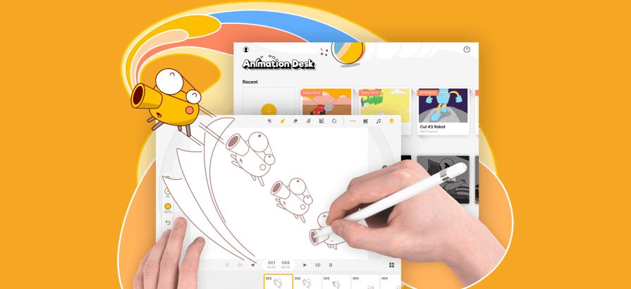 Animationdesk