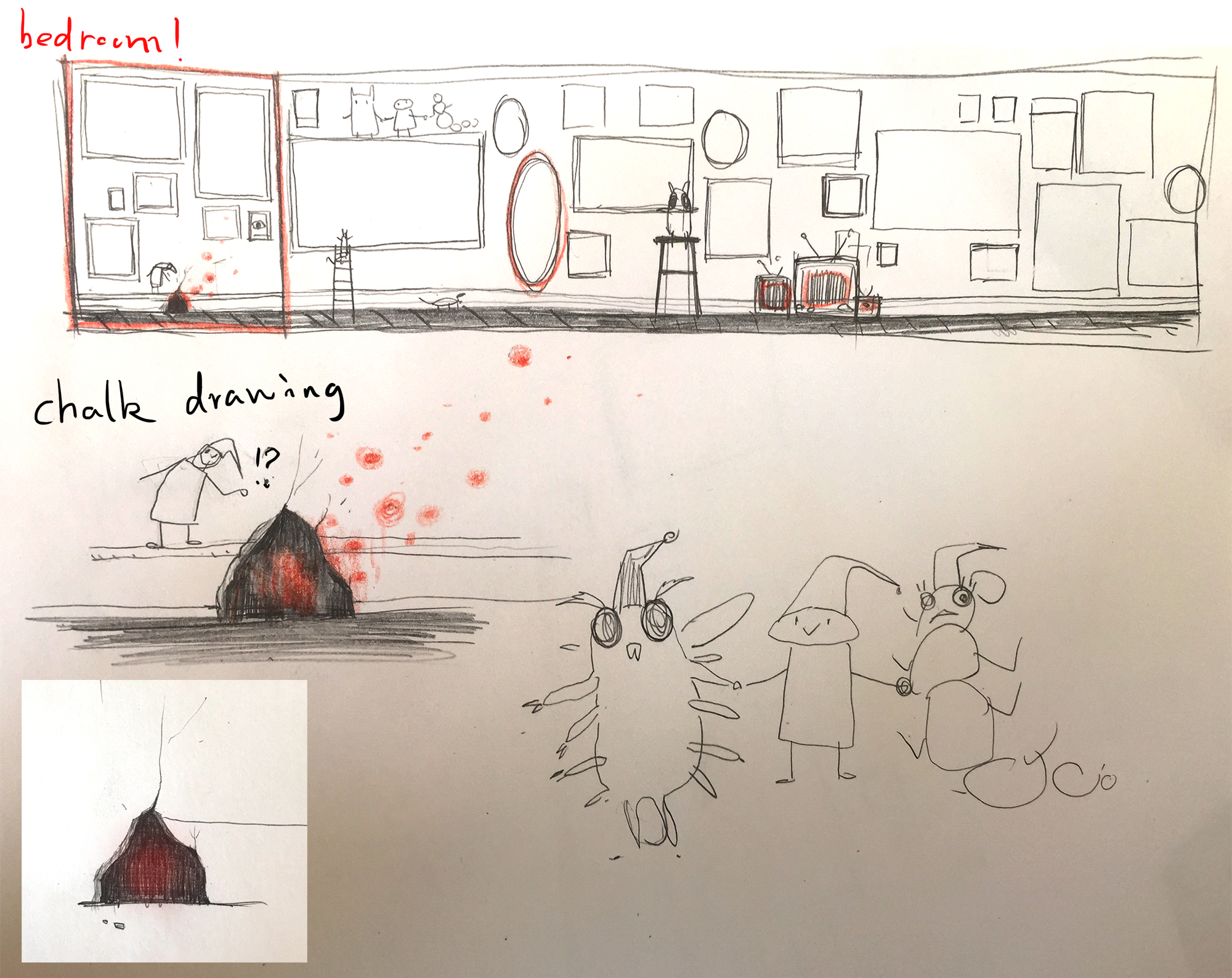 Tinybop_The_Monsters_bedroom_sketch_Tianhua_Mao
